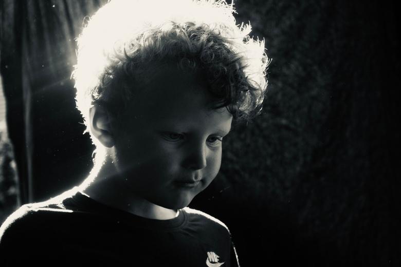 Zonnig kind -