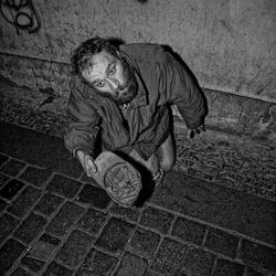 dakloze praag