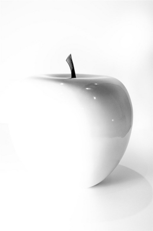 Een wit appeltje voor de dorst  -