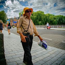 Toerist in Den Bosch,,,