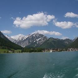 Pertisau Achensee Oostenrijk