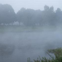 Duitsland aan de rivier de weser