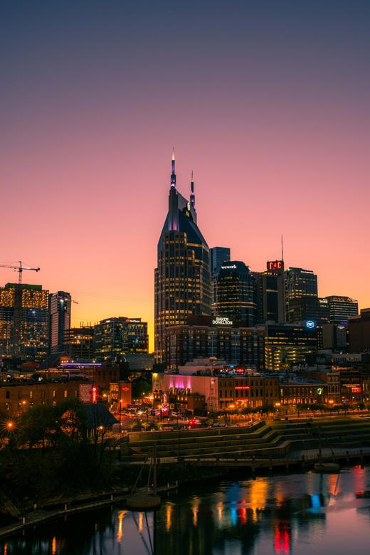 Nashville Downtown -