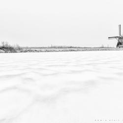 Hollands sneeuwlandschap