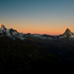 sunrise Matterhorn