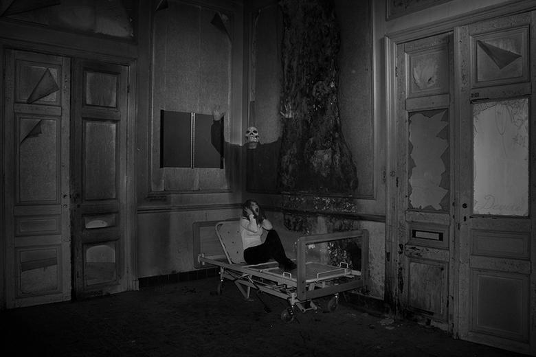 The Voice - Spookverhalen op urbexlocatie