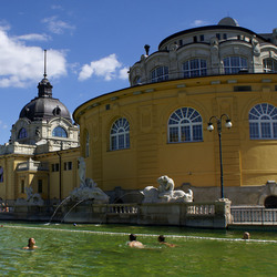 Budapest    Széchenyi baden