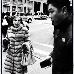 NYC fur