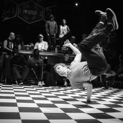 BboyChris ILoveHipHopFestival 2014