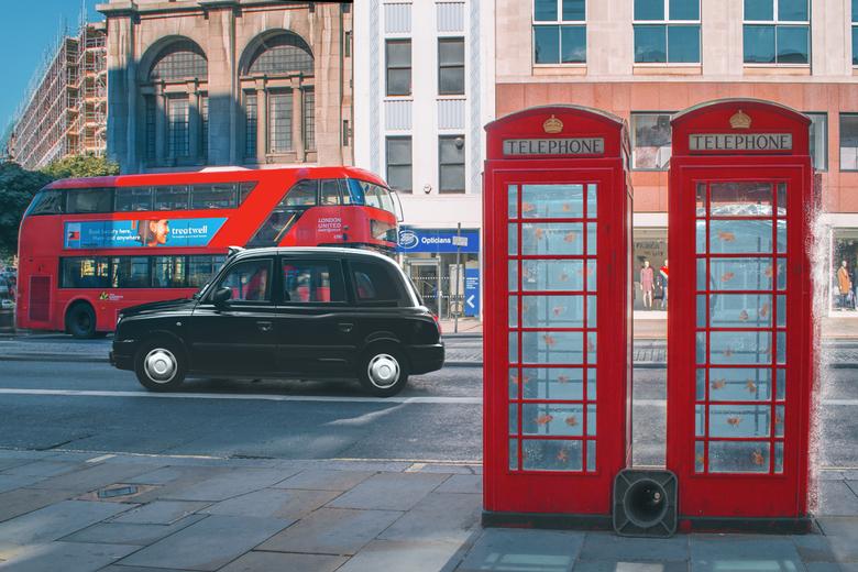 Something fishy in London -