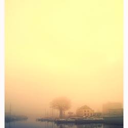 Foggy Middelburg