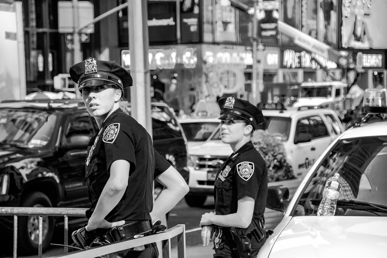 NYPD  - Streets of New York City