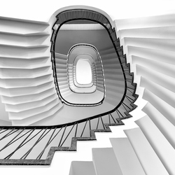 Funky stairs