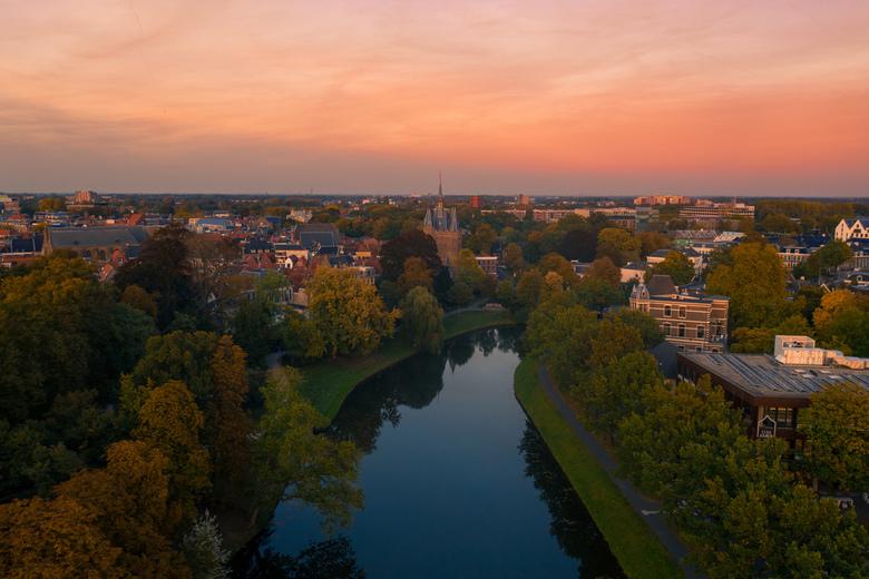 herfst in Zwolle!