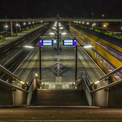station Lage Zwaluwe 1