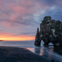 Hvitserkur IJsland