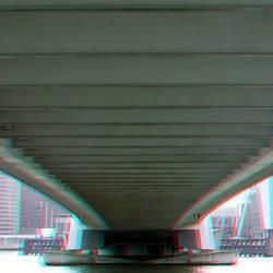 Erasmusbrug Rotterdam in 3D