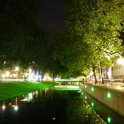 Nachtshot Rotterdam