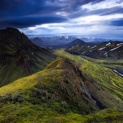 Emstrur, Iceland