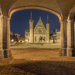 The Hague, Binnenhof