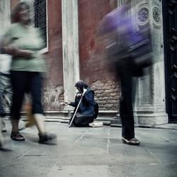 Venetië - de straten