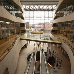 Kopenhagen - Det Kongelige Bibliotek