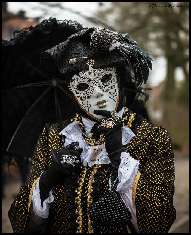 Les Costume de Venice...Brugge