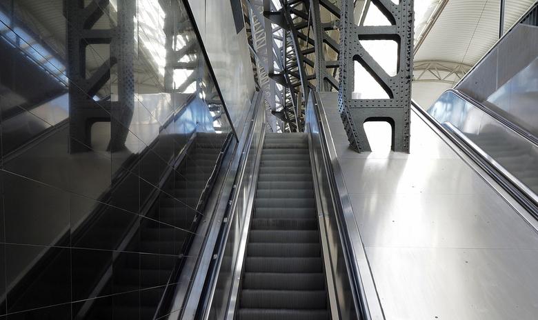 Station Haarlem - Reflectie
