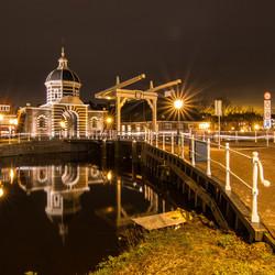 Leiden by night