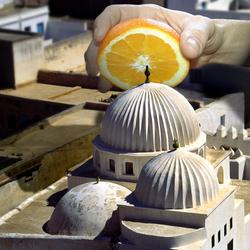 De islam is een sinaasappel