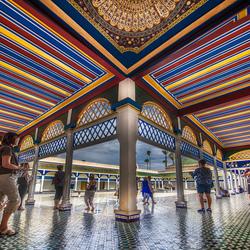 Het paleis van de sultan
