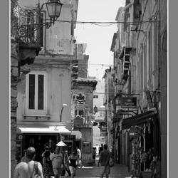 Streets Of Tropea