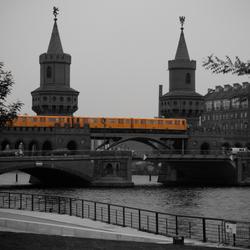 Oberbaumbrücke @ Berlin