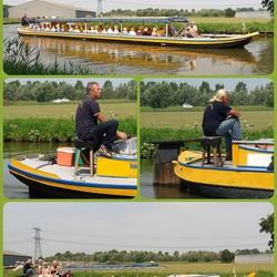 FotoJet collage  Jan en Johan van den Bos  rondvaart
