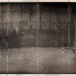 Oude foto van geestverschijning opgedoken