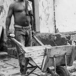 Trinidad, Cuba, de oude manier