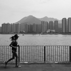 Hong Kong runner