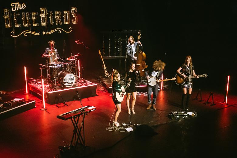 The BlueBirds - The BlueBirds @ Theater Geert Teis