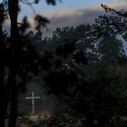 lonley cross...