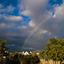 Ook hier een regenboog
