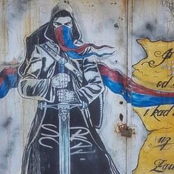 Hajduk Split streetart