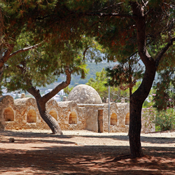 Fort in Rethymnon, Kreta