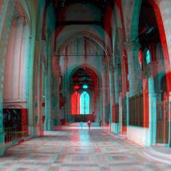 Sint-Laurenkerk Rotterdam 3D GoPro