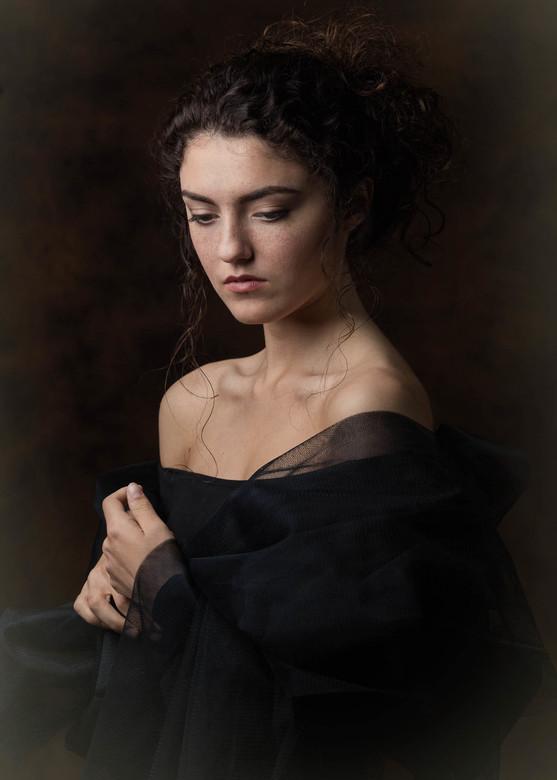 Fabienne - Portret