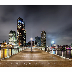 Rijnhavenbrug - Rotterdam