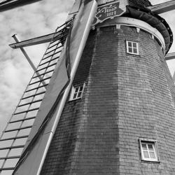 Molen De Hoop Horn gebouwd in 1817