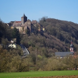 Burg Rothenfels aan de Main