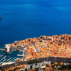 Dubrovnik - Kroatie