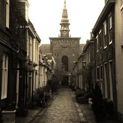 Oude glorie in Haarlem