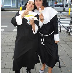 Nuns on Junkfood